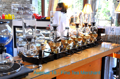 coffee syphon bar